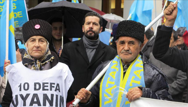 Crimean Tatars to appeal to UN over Russian crackdown