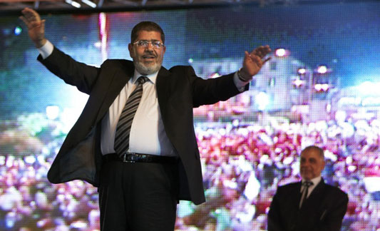 Final verdict in Morsi's 'espionage' trial postponed