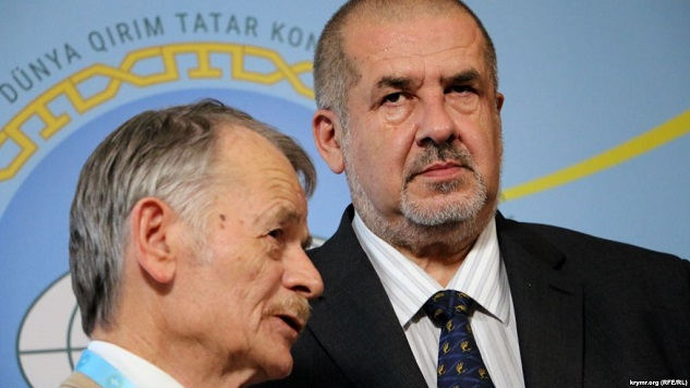 Crimean Tatars seek more EU pressure on Russia