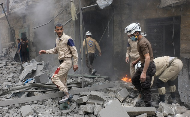 Doomsday in Aleppo: 56 killed today, 2mn without water
