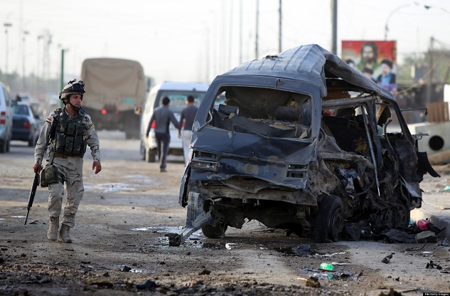 ISIL claims latest deadly Baghdad attack