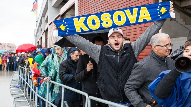 Sour mood as Kosovo, Europe's youngest state, turns nine