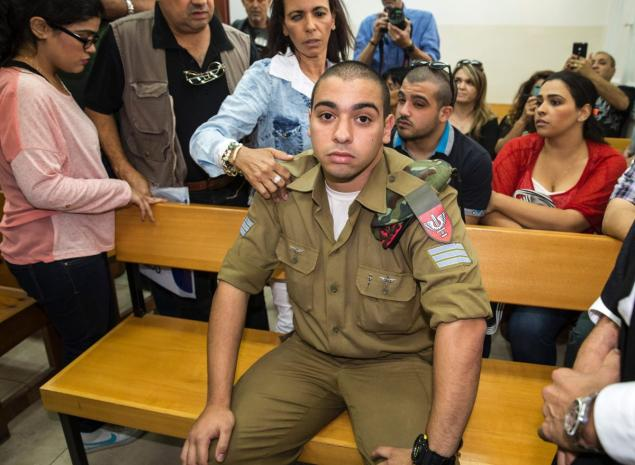 Israeli soldier gets 18 months for murdering Palestinian!
