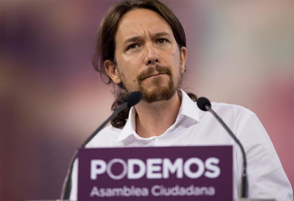 Spain's Podemos forms historic leftwing alliance