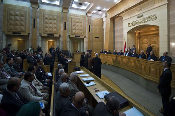 Egypt court recommends death for 25 over tribal clash