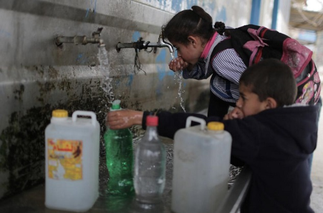 460 treated after drinking dirty water in east Turkey
