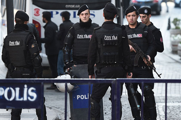 Istanbul: 2 held for planning attack on printing press