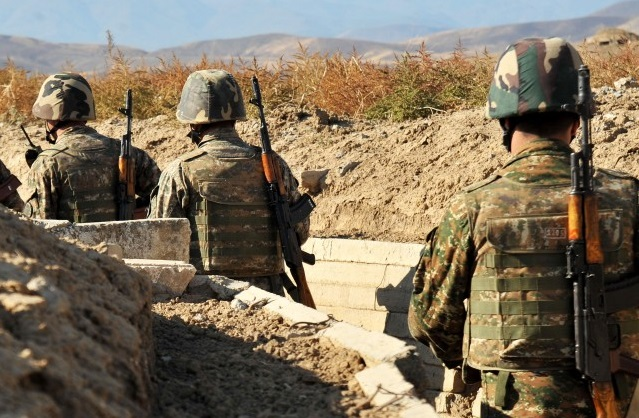 Deadly clashes erupt at Karabakh border