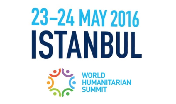 Istanbul to host 125 nations at UN Humanitarian Summit