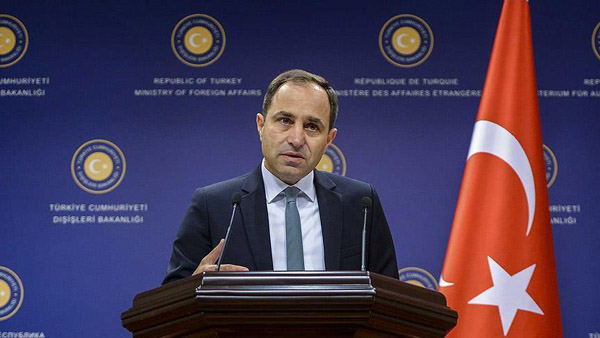 Turkey calls out Greece on minority rights