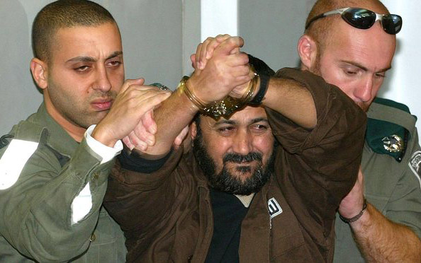 Belgium nominates Marwan Barghouti for Nobel prize