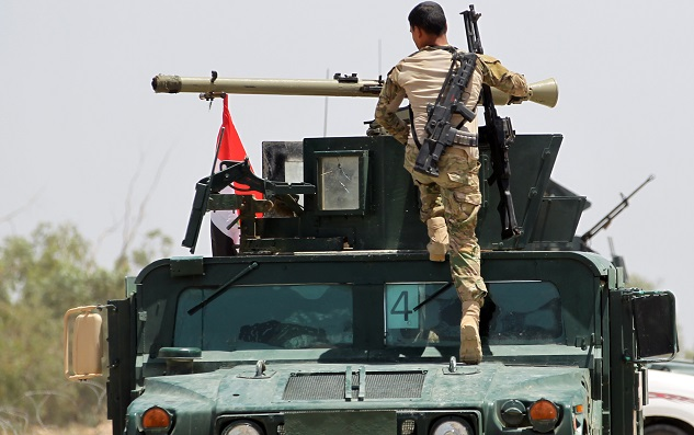 Iraqi forces capture Haditha island from ISIL