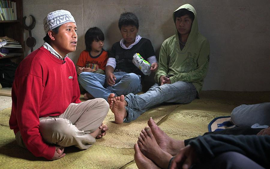 The Mayan Muslims of Mexico