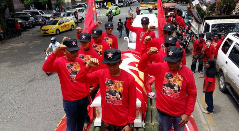 Philippines communist party submits names for cabinet