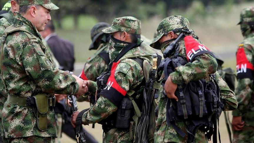 ELN rebels holding journalists hostage in Colombia