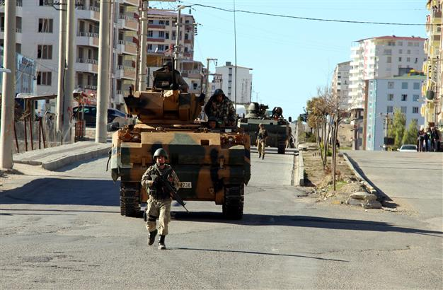 Curfew in southeastern Turkish province lifted