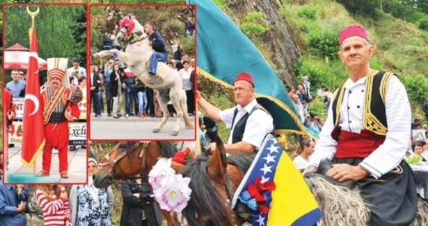 Bosnians flock to celebrate local legendary miracle