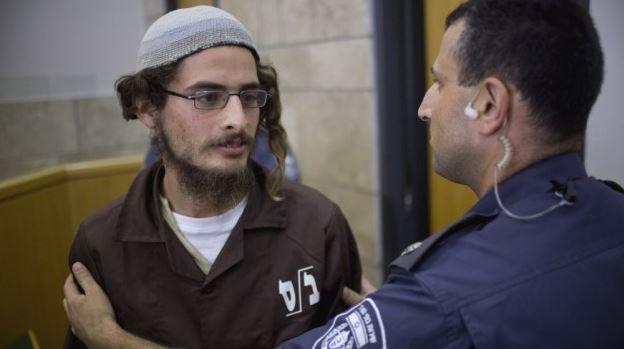 Israel frees Jewish extremist from 10 months of internment