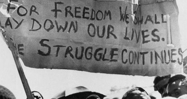 The uprisings that changed South Africa