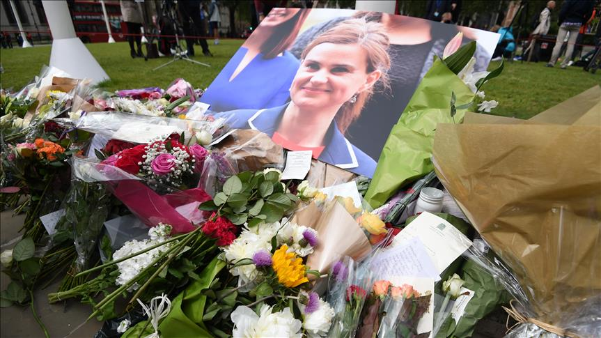 Police charge man with Jo Cox murder