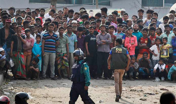 New report shows Human rights violations in Bangladesh