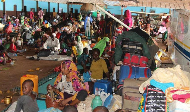 'Nearly 200 refugees die of starvation' in Nigeria camp