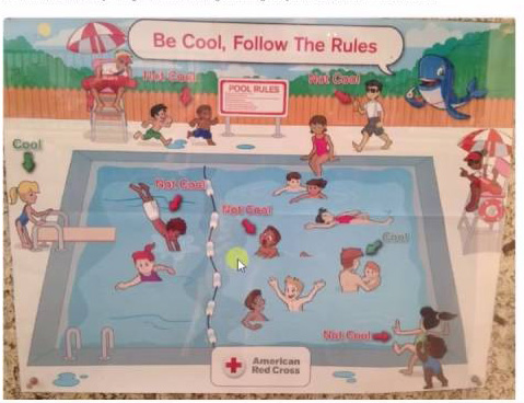 American Red Cross apologies for 'racist' poster