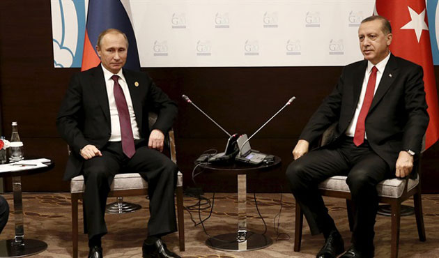 Erdoğan, Putin to meet face-to-face