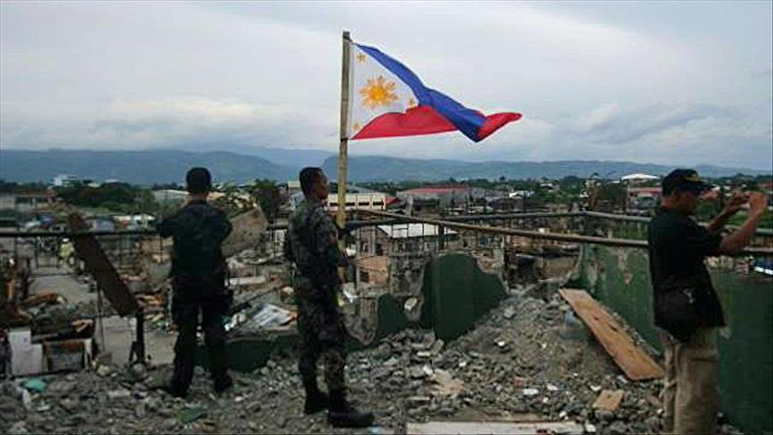Peace talks with leftist rebels continue in philippines
