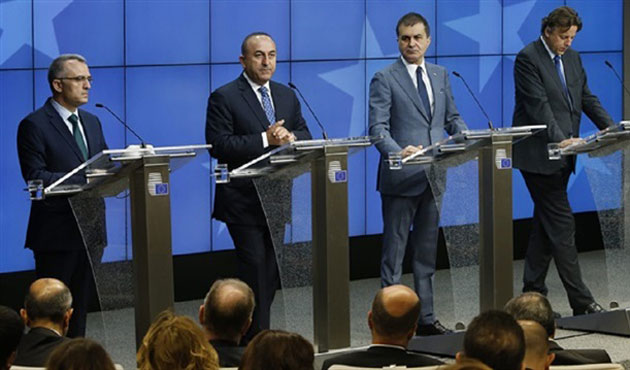 Turkish ministers call on Europe for joint action against terror
