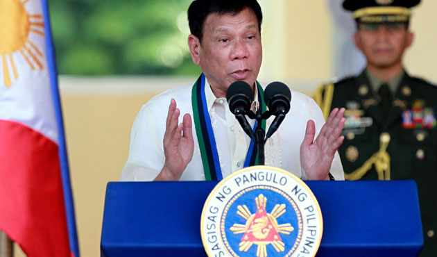 New Philippines leader appoints police, military chiefs