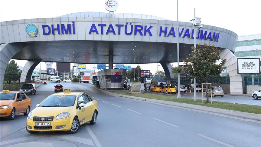 27 people detained over Istanbul airport terror attack