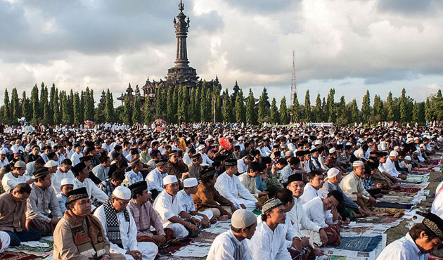Indonesia to celebrate Eid Al Fitr on Wednesday