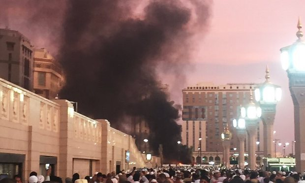 Muslim world reacts after deadly blast
