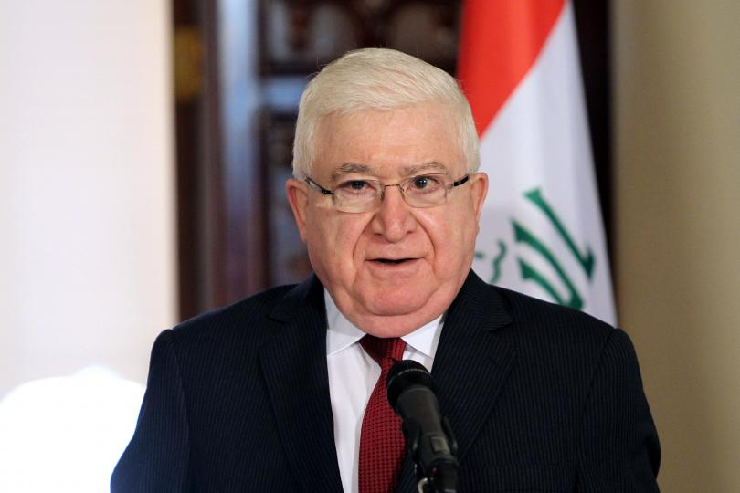 Kurdish vote doesn't mean independence: Iraqi president