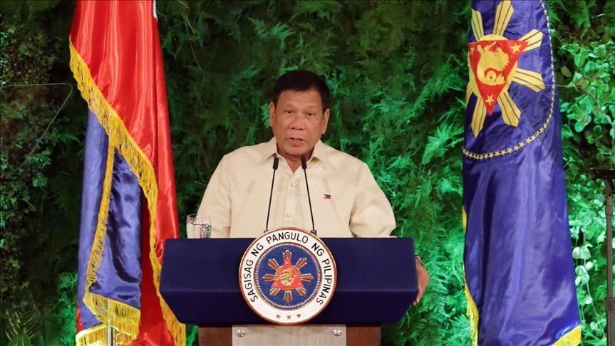 New Philippines leader declares July 6 'Eid holiday'