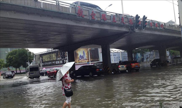 140 now dead after 7 days of heavy rains across China