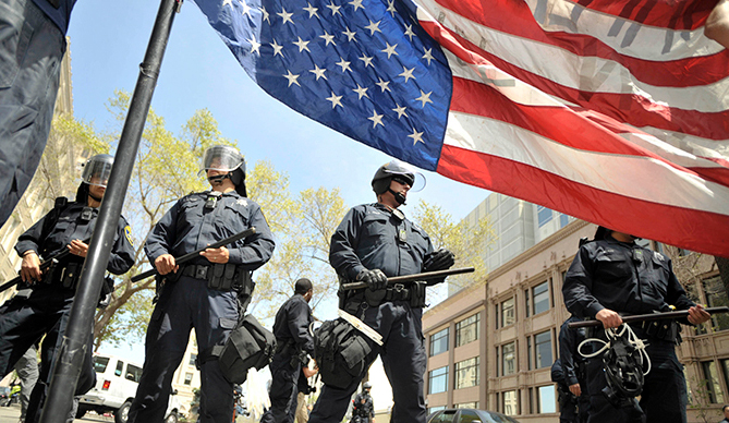 The role of social media and police misconduct