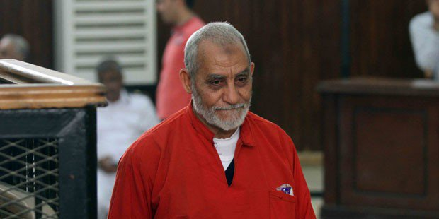 Egypt court jails Muslim Brotherhood chief for life