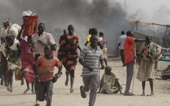 Ceasefire declared after deadly South Sudan clashes