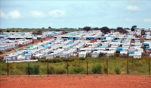 UN shelters 7,000 people amid South Sudan fighting