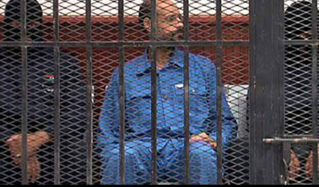 Gaddafi son's fate remains shrouded in mystery