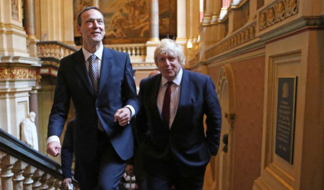Brexiteers take control in Britain's new cabinet