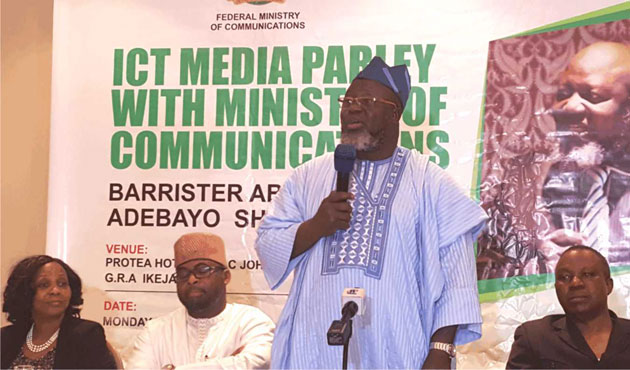 Nigerian minister reveals scale of cybercrime