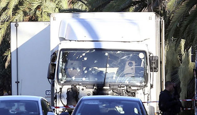 Driver in France truck attack identified as local man