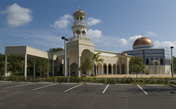 Florida mosque delisted as polling site after bomb threats