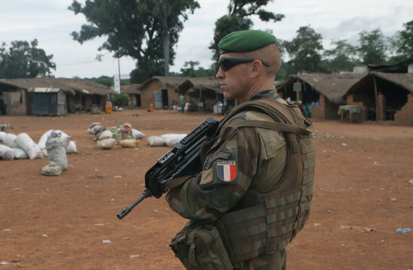 France to end military operations in C. Africa in October