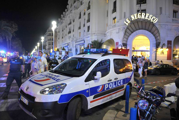 11 arrested in France over Nice massacre
