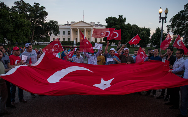 Fear, silence at FETO complex year after defeated coup