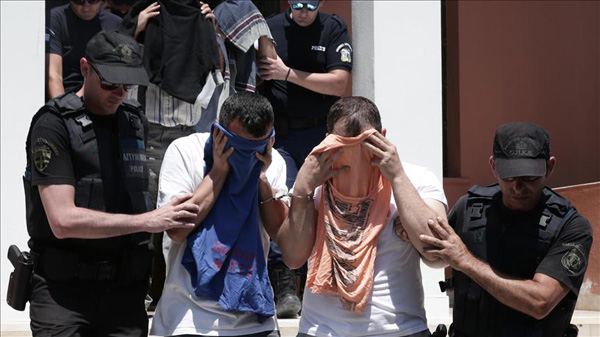 Greece begins extradition of Turkish coup soldiers